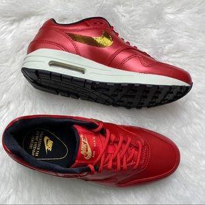 Nike Air Max 1 Gold Sequin